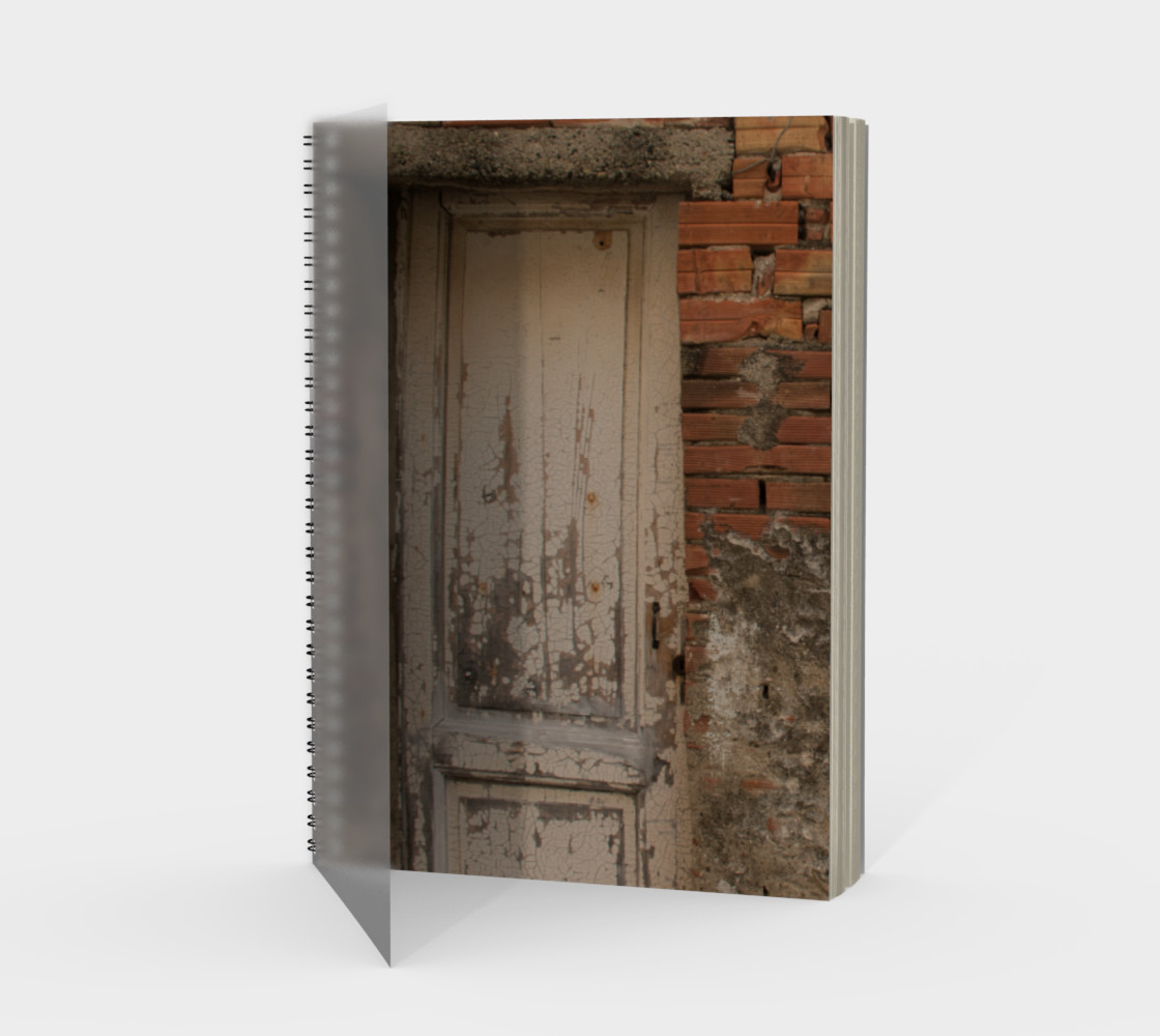 Utterly Italy Corniglia Wall Notebook preview #1