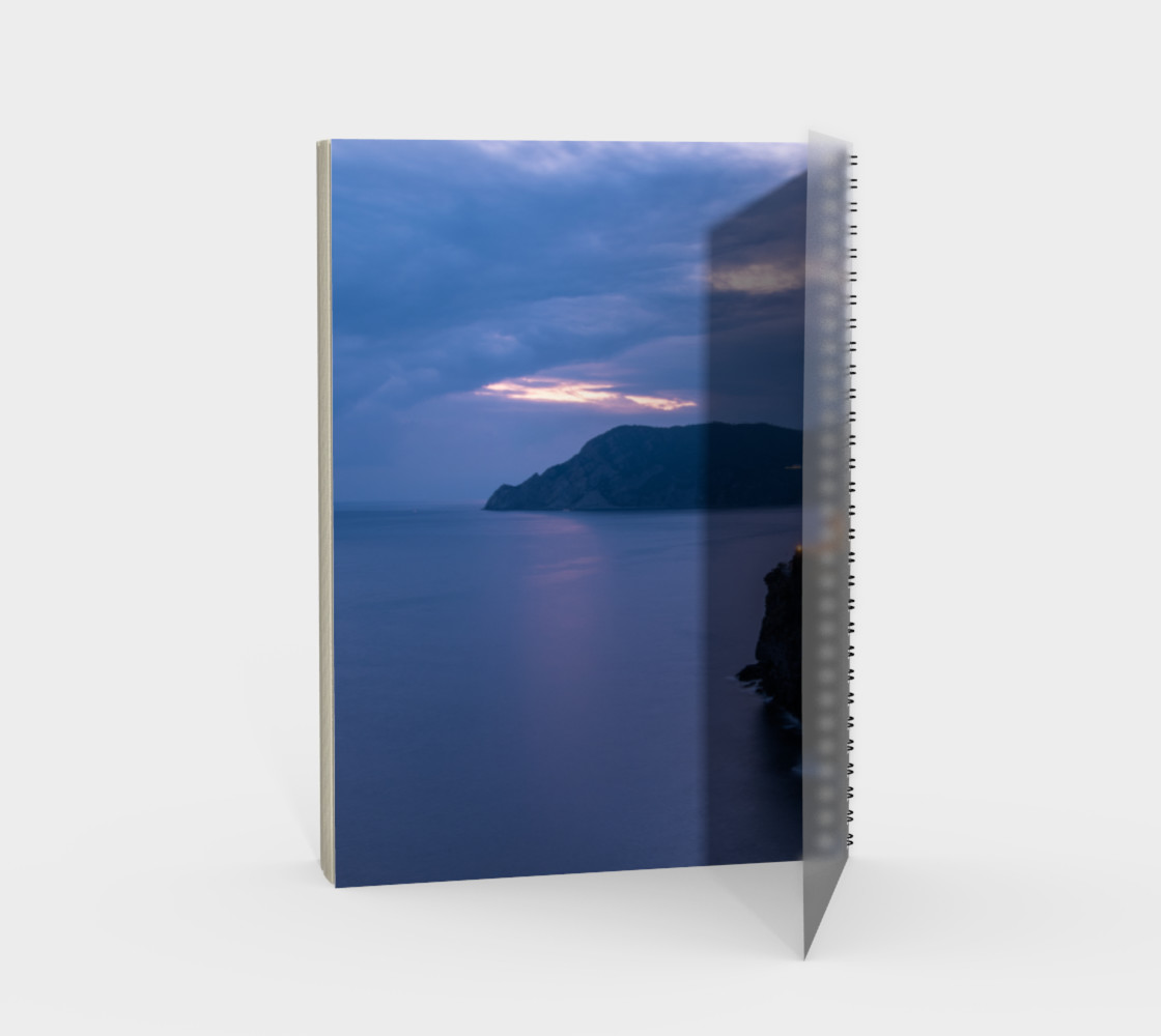 Utterly Italy Vernazza Notebook preview #2