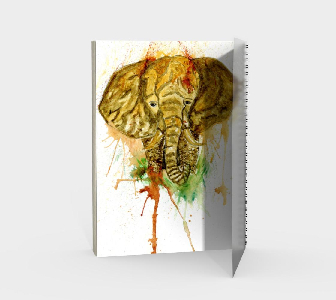 Elephant portrait preview #2