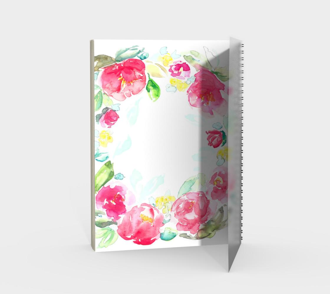 Joy Pink Wreath  preview #2