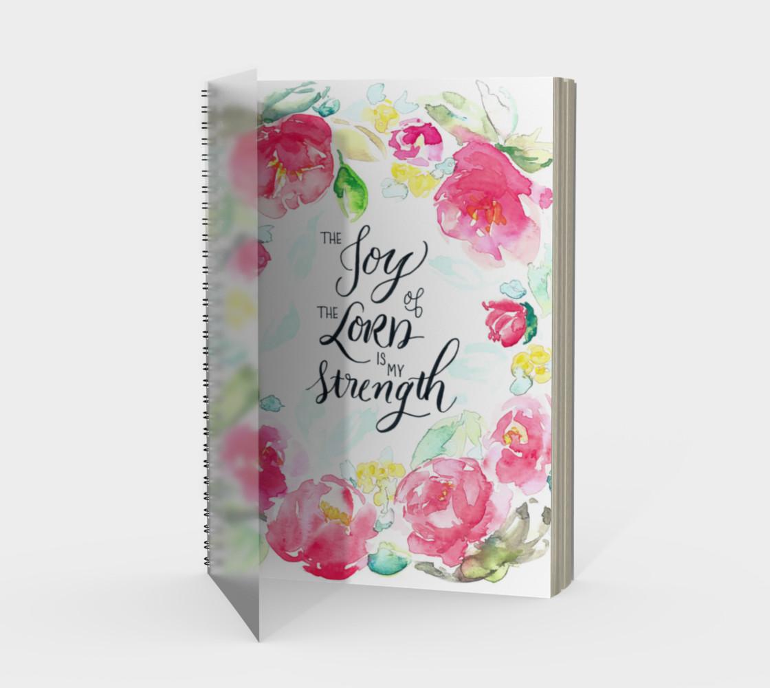 Joy Pink Wreath  preview #1