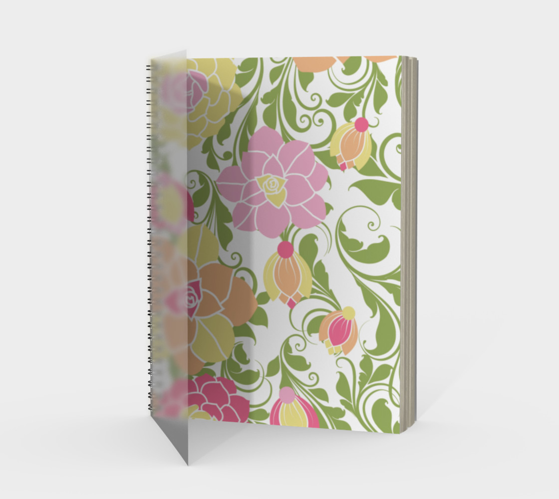 Pastel Summer Floral preview #1