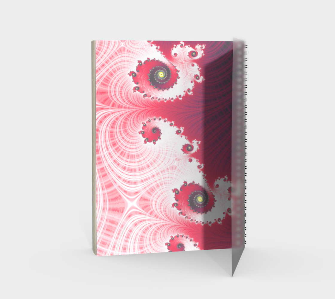 Strawberry Cream Notebook preview #2