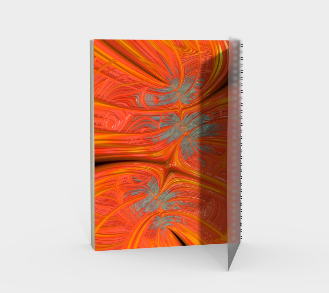 Tangerine Dream Notebook preview #2