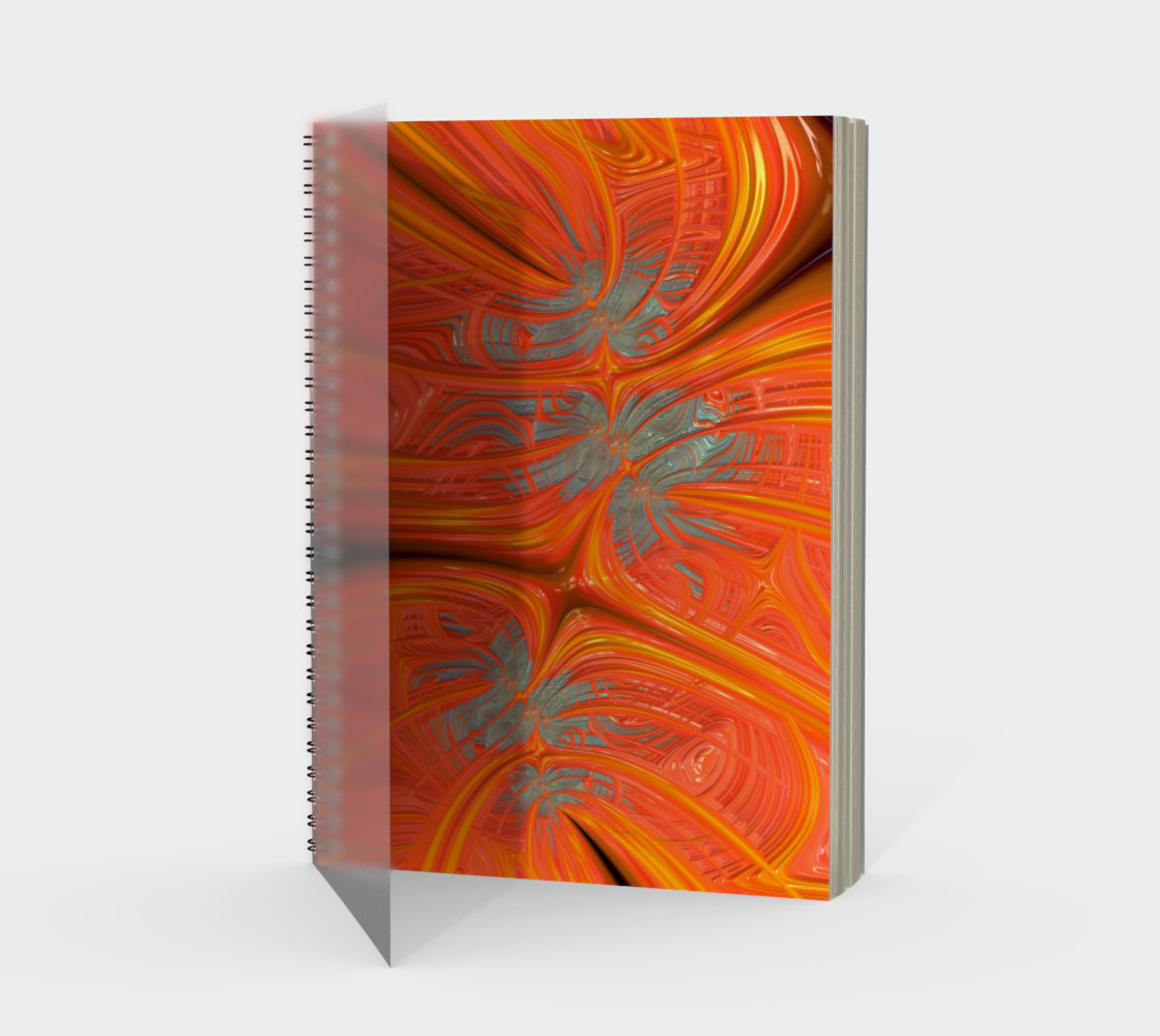 Tangerine Dream Notebook preview #1
