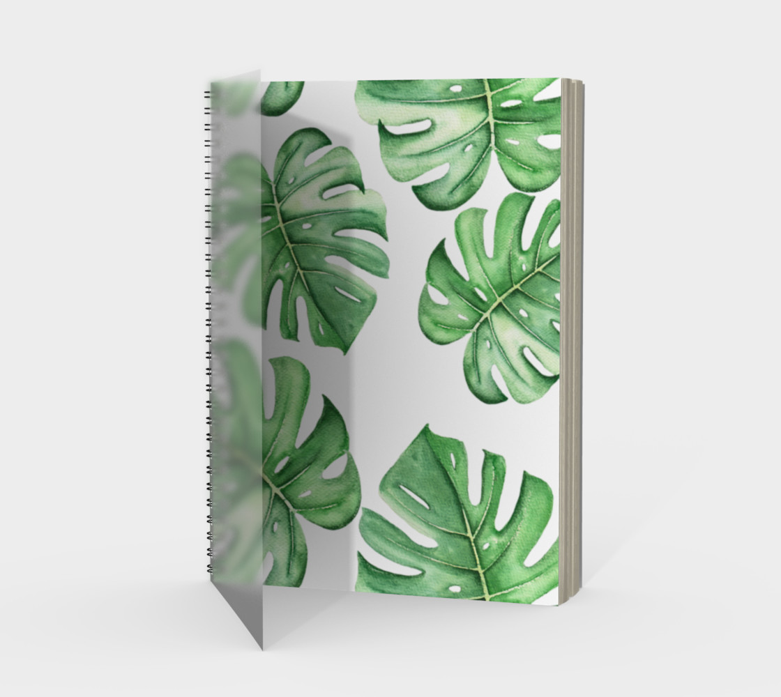 Tropical Leaves Spiral Notebook By Marinka Kartinka Shop Art Of Where Download the perfect tropical leaves pictures. tropical leaves