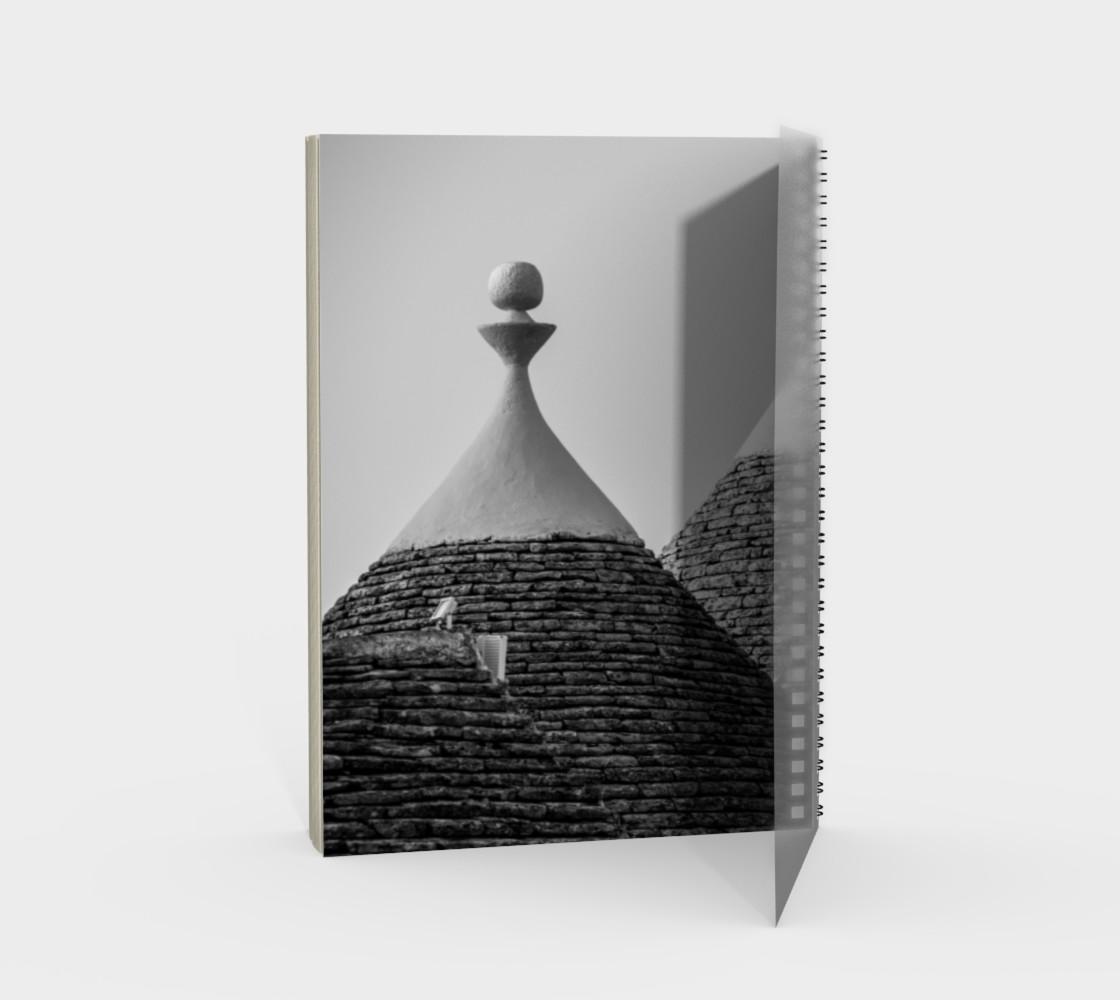 Utterly Italy Alberobello Notebook preview #2