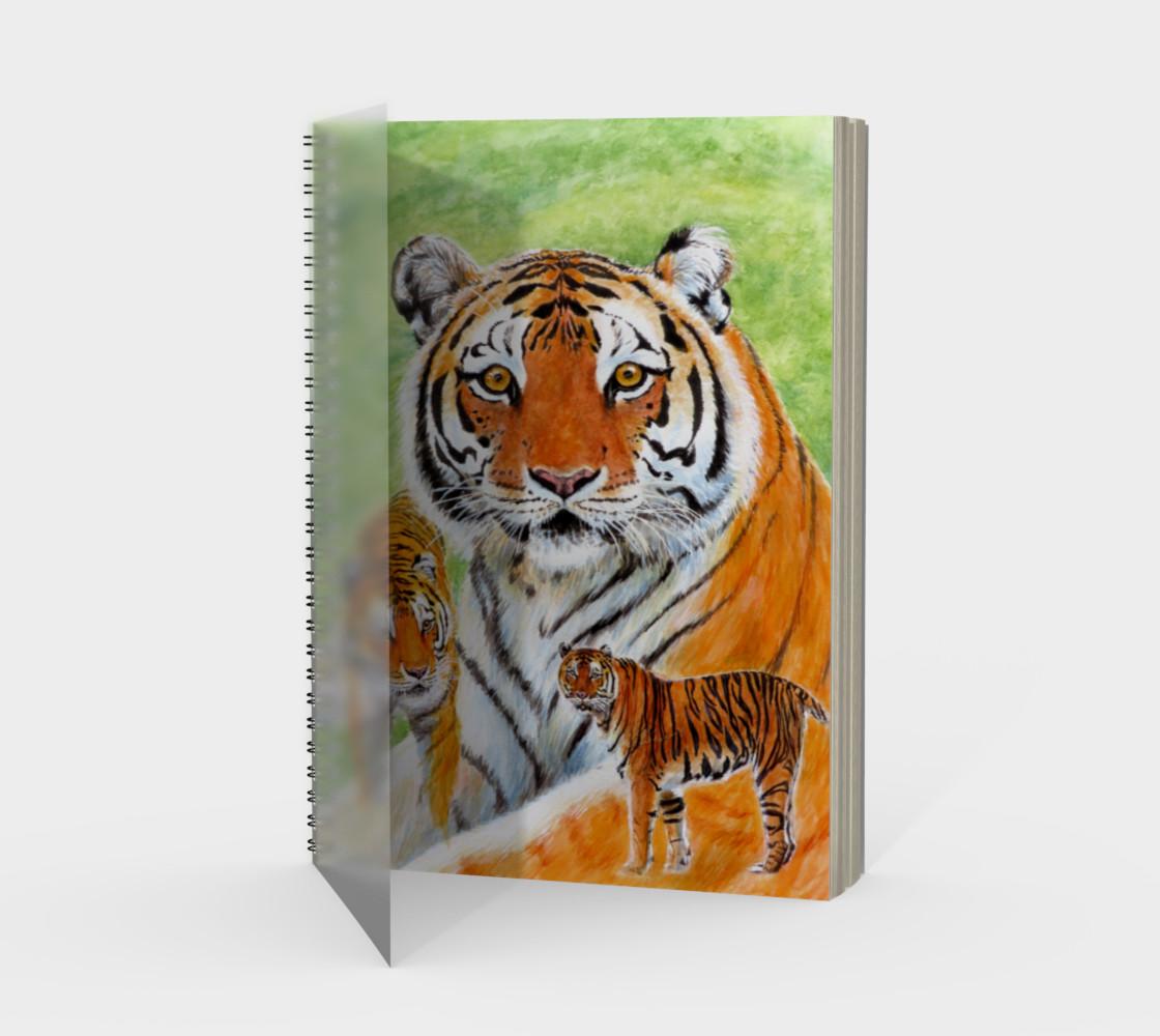 Aperçu de Keisha Tiger by Zrana #1