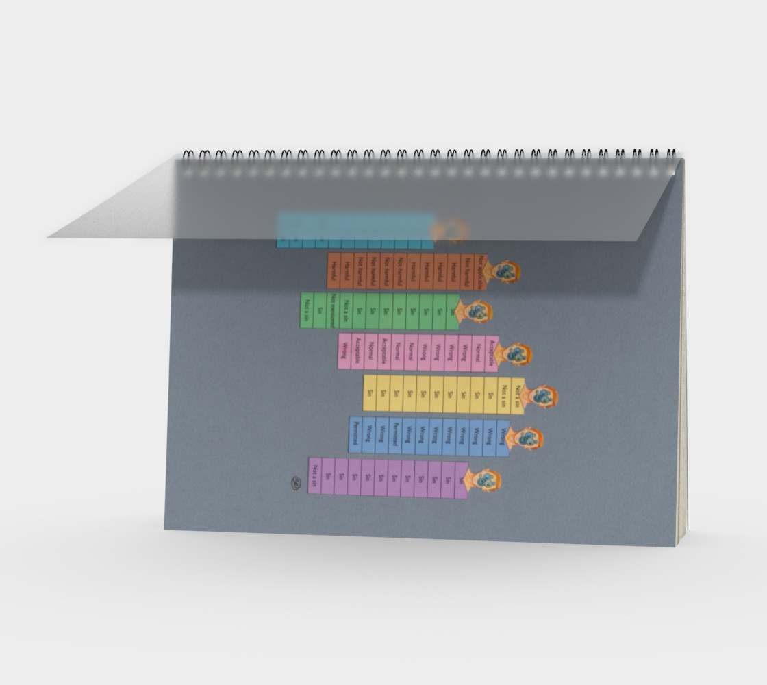 Calibrating Spiral Notebook preview #1