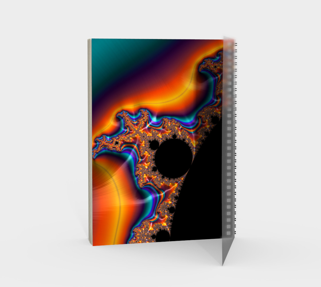 Coastal Sunset Notebook preview #2