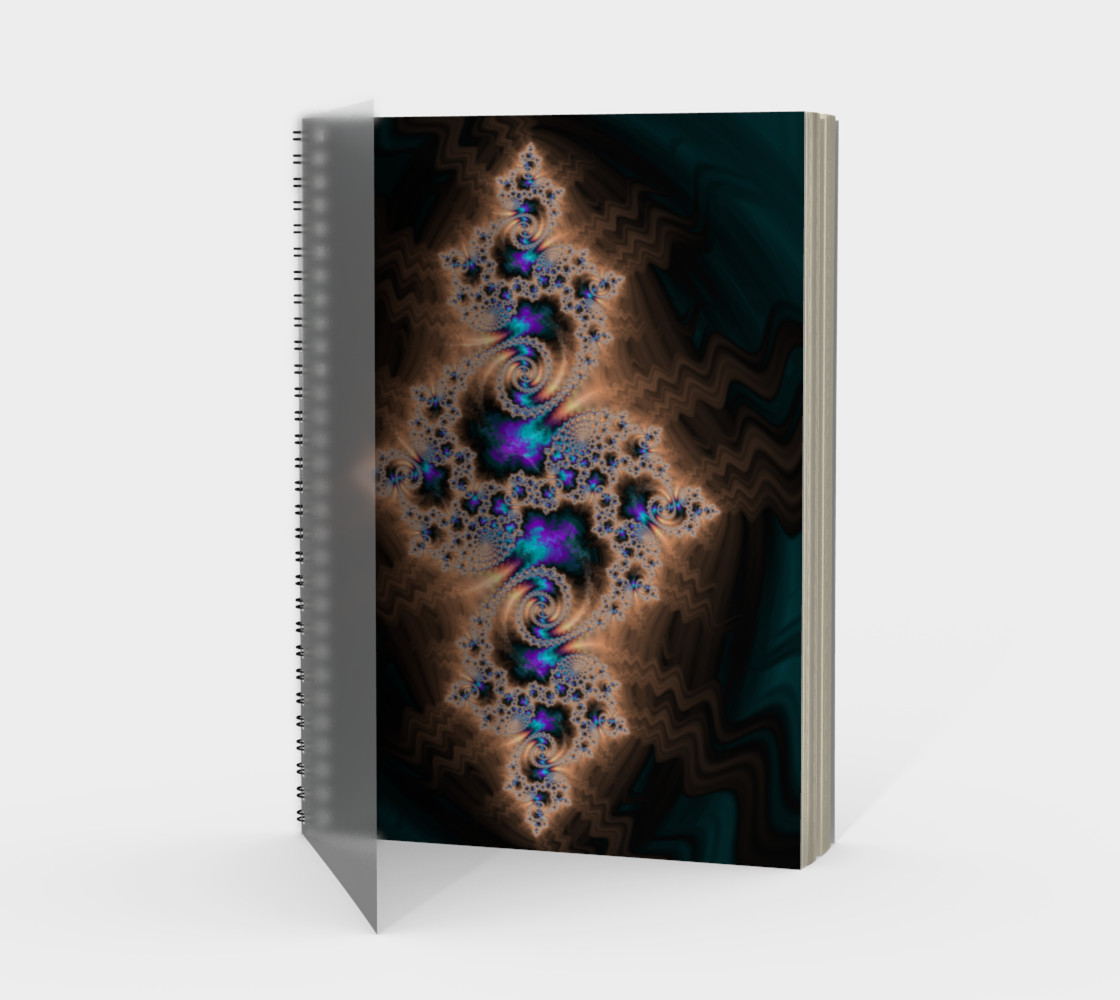 Interstellar Notebook 3D preview
