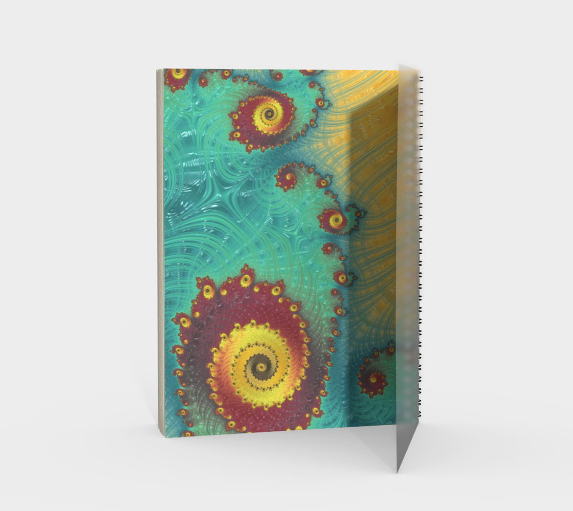 Tidal Pools Notebook preview #2
