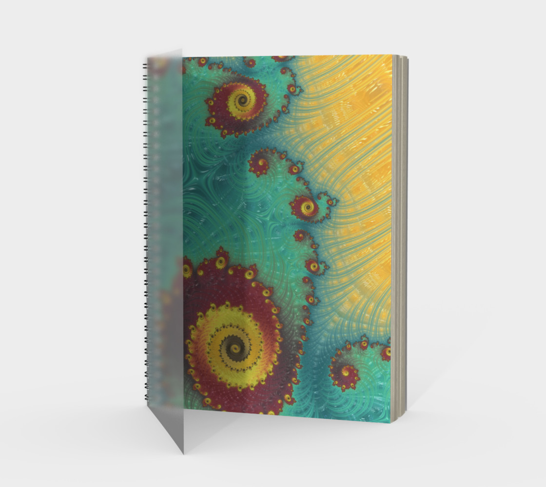 Tidal Pools Notebook preview #1