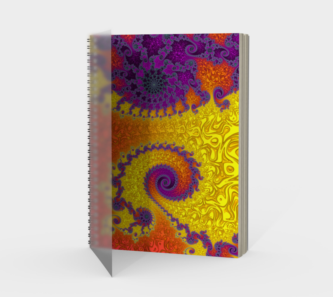 Royal Hippy Notebook preview #1
