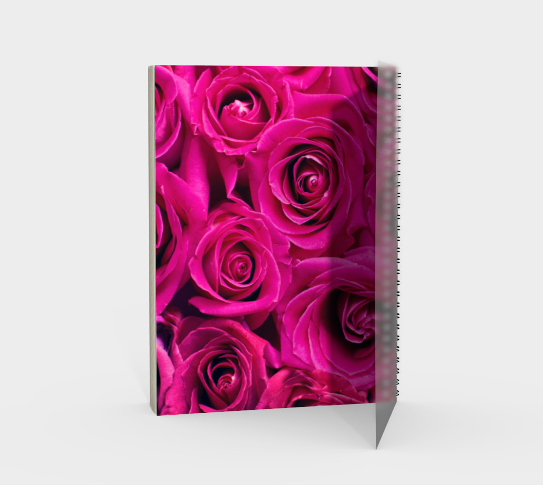 Hot Pink Roses preview #2