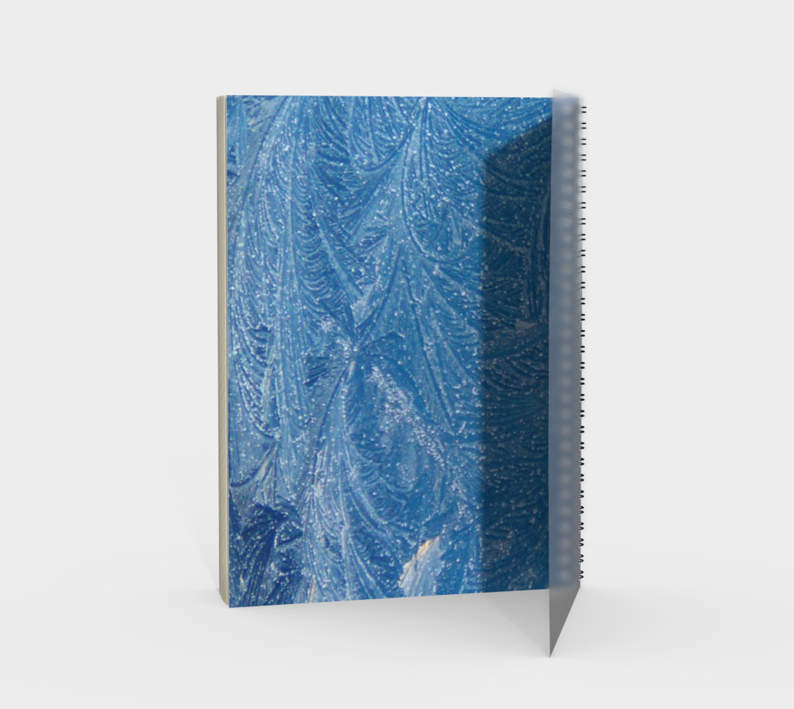 Frost Feathers in Blue preview #2