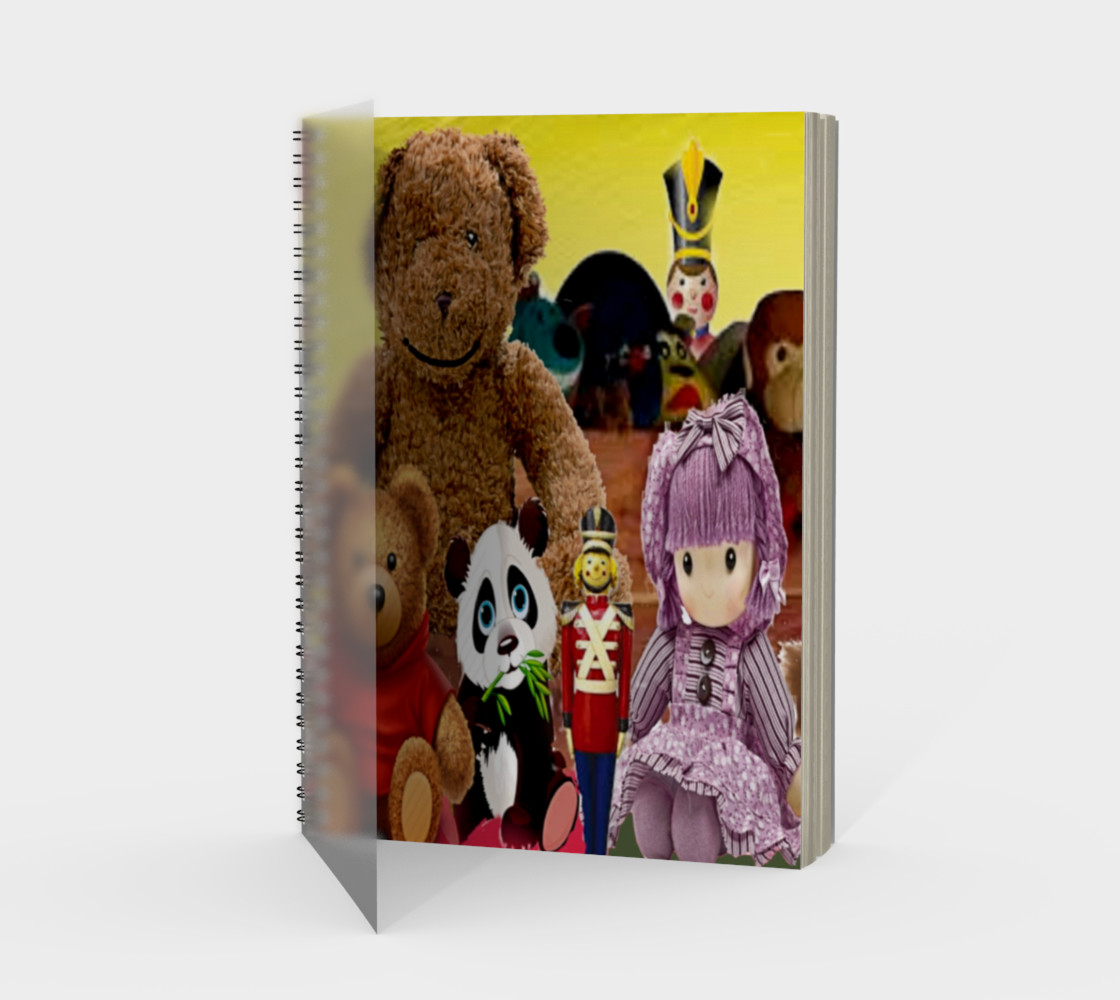 Playtime - Notebook preview #1