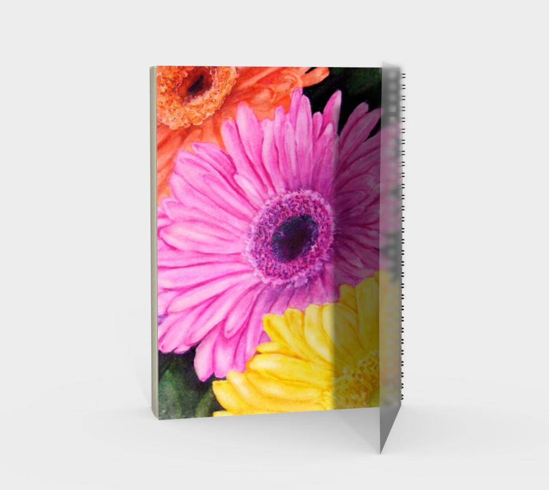 Gerbera Spiral Notebook preview #2
