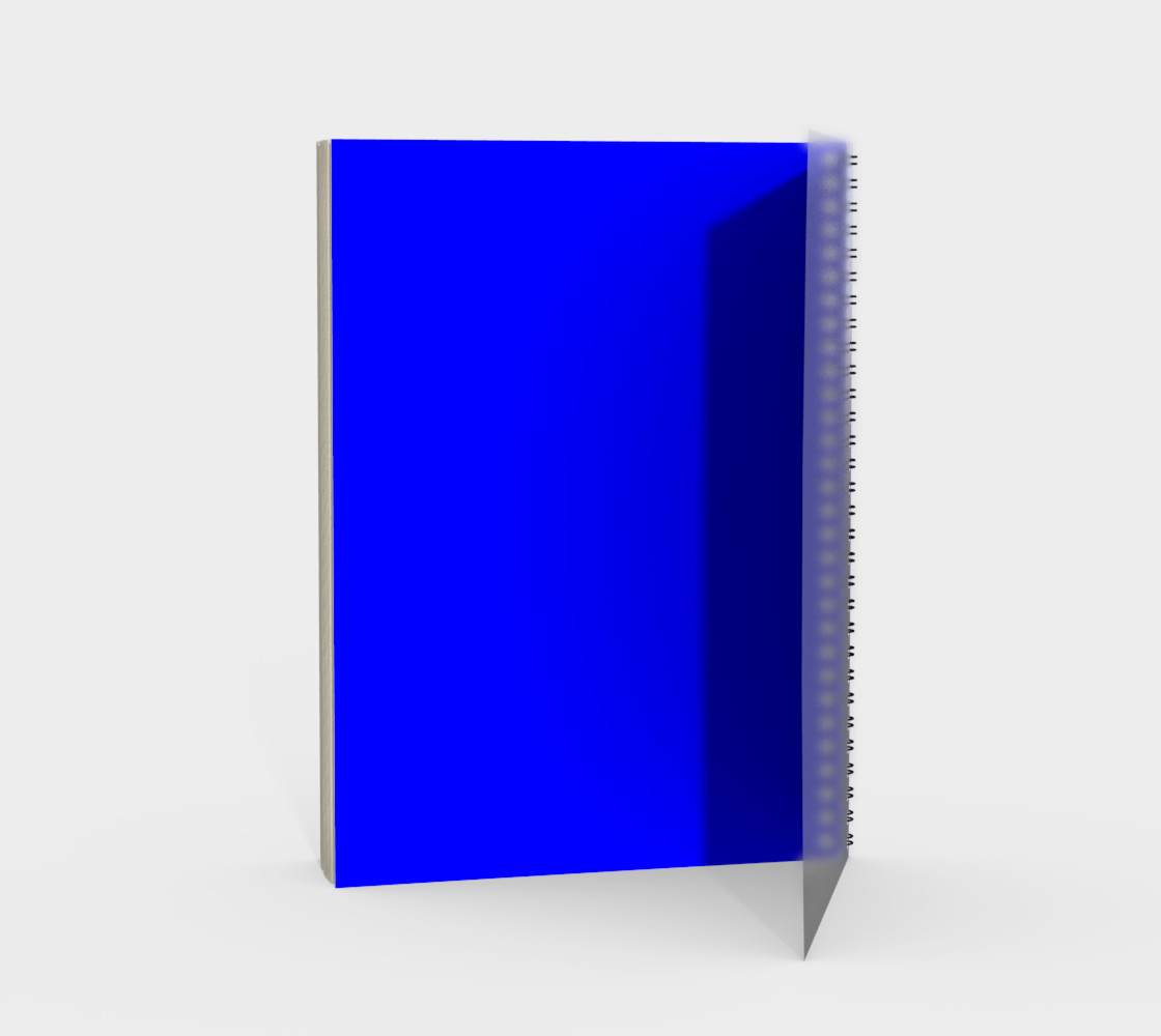 Aperçu de French Flag Bonjour Spiral Notebook #2