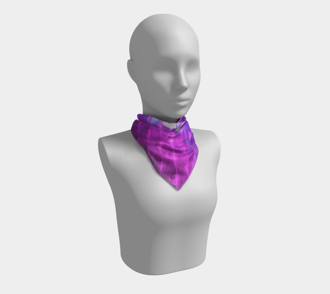 Shiny Purple Buttons | Future Art Fashion preview #1
