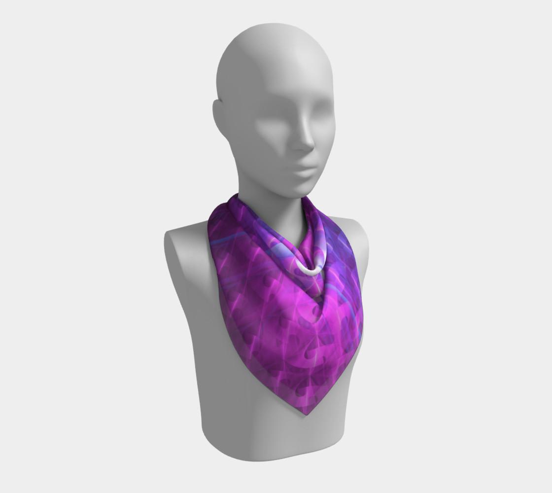 Shiny Purple Buttons | Future Art Fashion preview #2