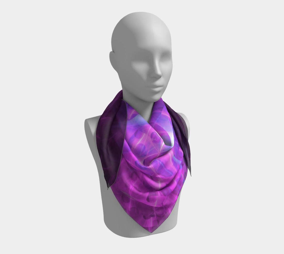 Shiny Purple Buttons | Future Art Fashion preview #3