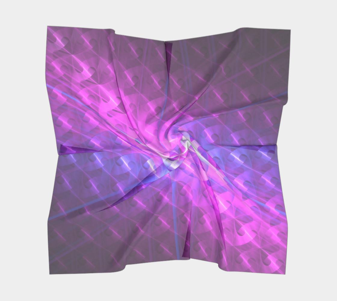 Shiny Purple Buttons | Future Art Fashion preview #5