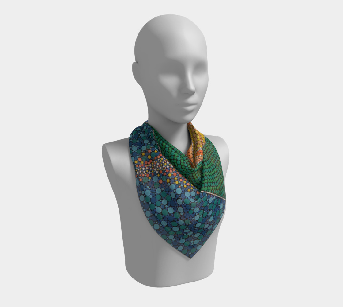 Sunrise Scarf preview #2