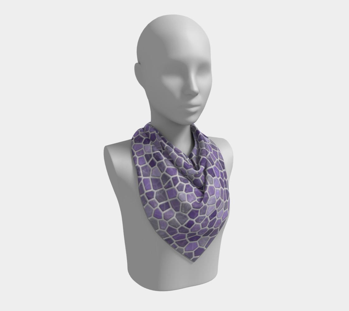 Lavender Faux Mosaic preview #2