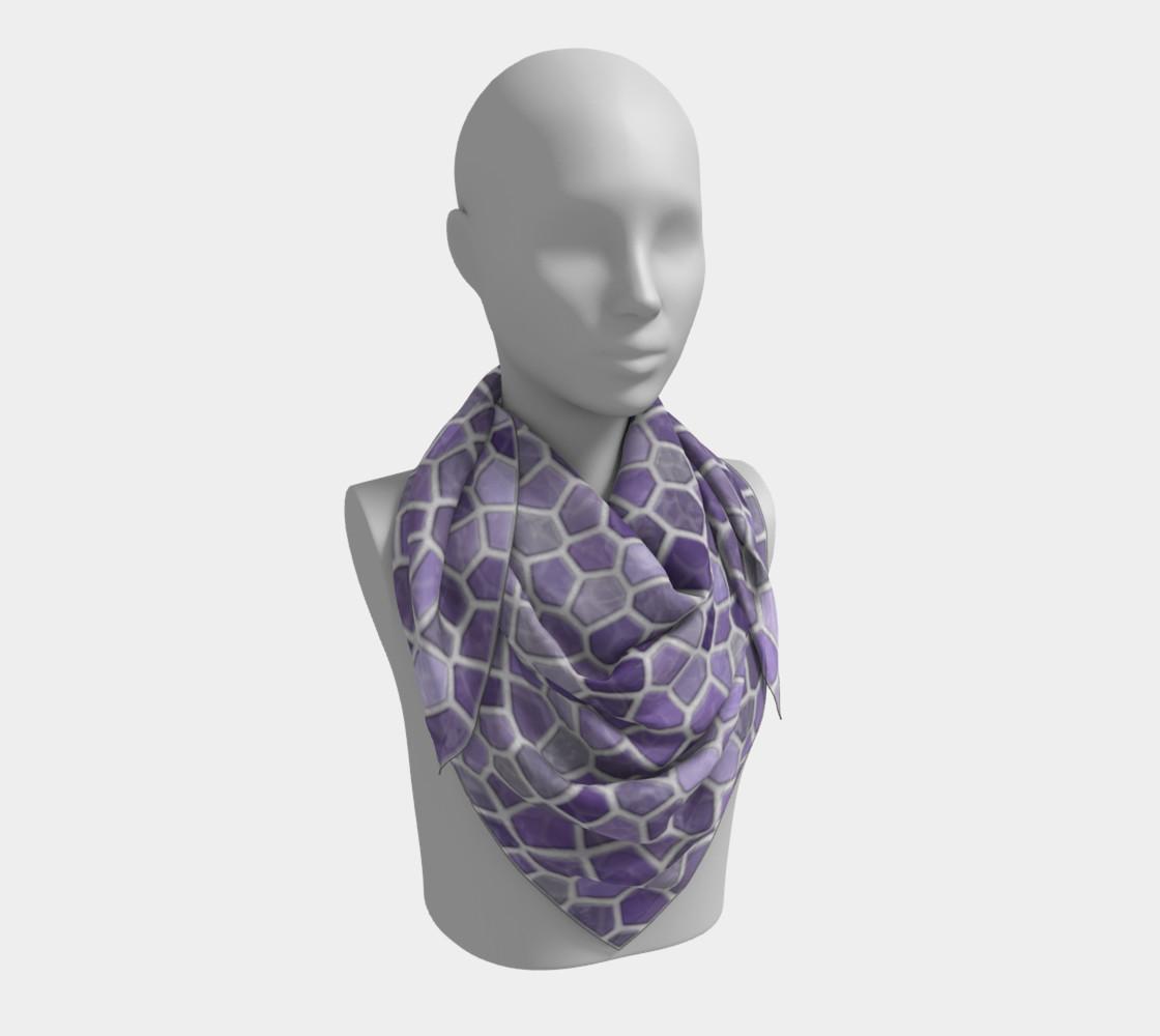 Lavender Faux Mosaic preview #3