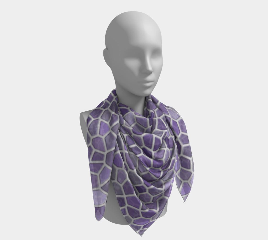 Lavender Faux Mosaic preview #4