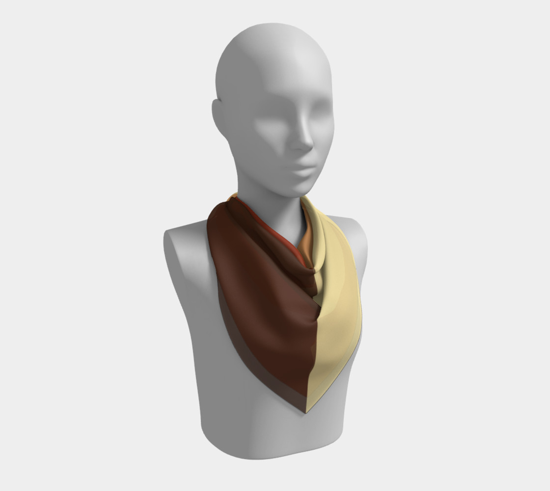 Autumn Shades Scarf preview #2