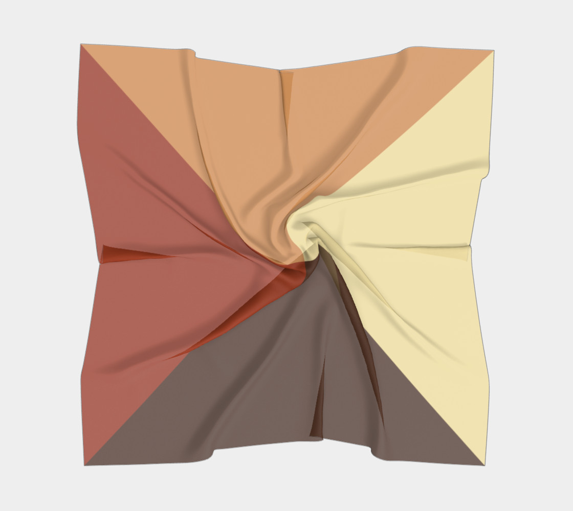 Autumn Shades Scarf preview #5