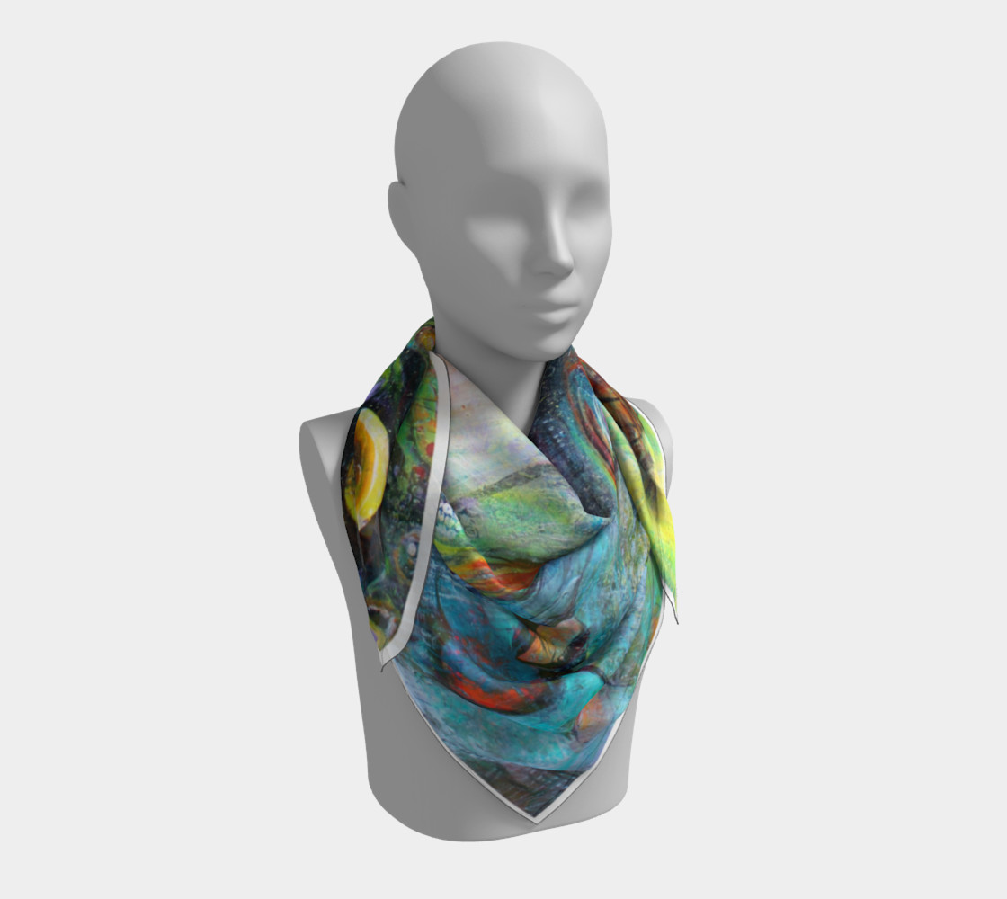 """Eve"" large scarf preview #3"