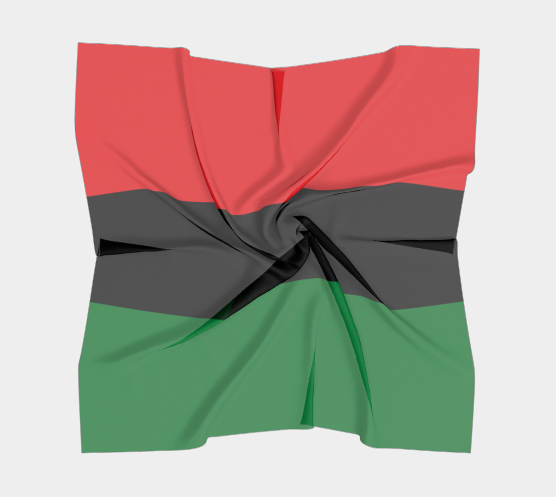 Pan-African Flag Miniature #6