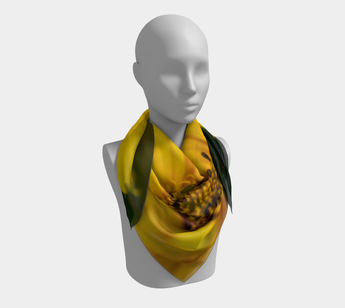 Yellow Daisy Flower 3D preview