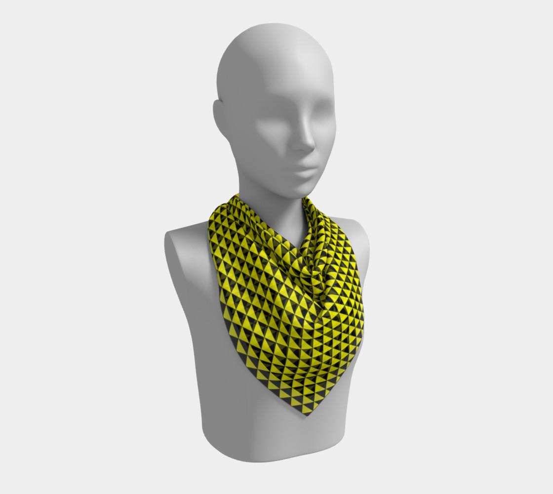Aperçu de Black and Yellow Triangles #2