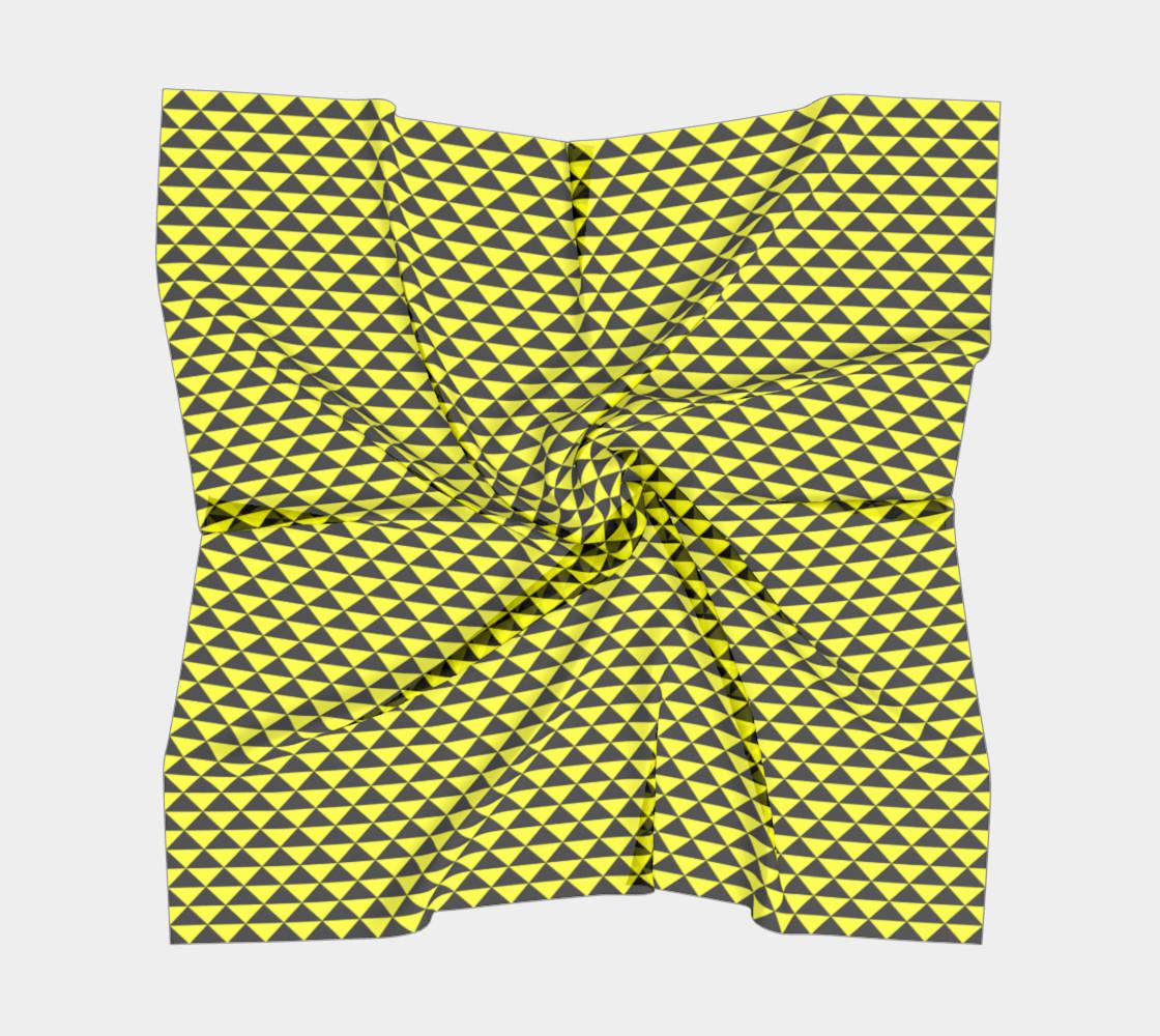 Aperçu de Black and Yellow Triangles #5
