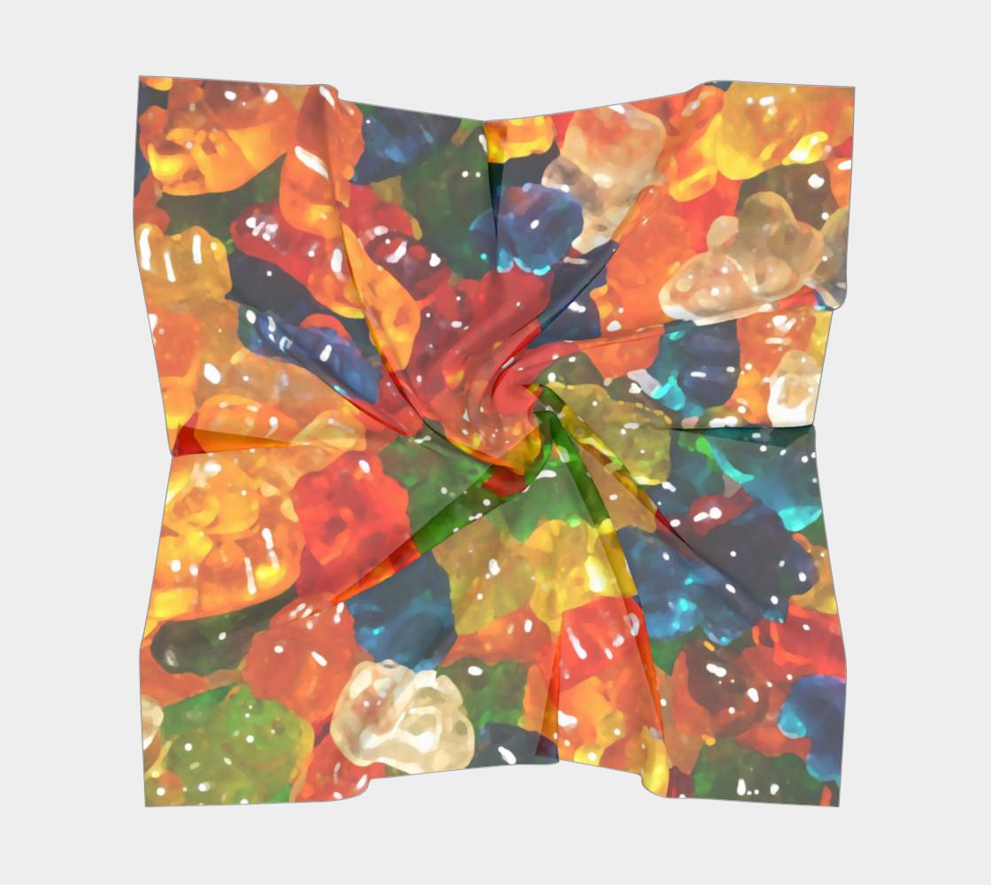 Aperçu de Gummy Bear Scarf by Squibble Design #5
