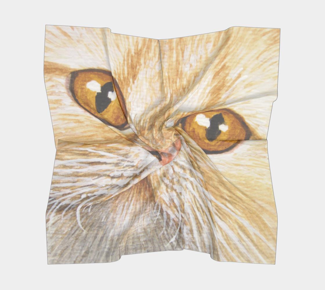 Aperçu de Cat 516 scarf 36x36 #5