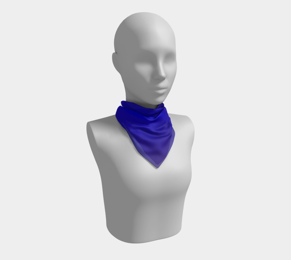Mind's Eye Square Scarf preview #1