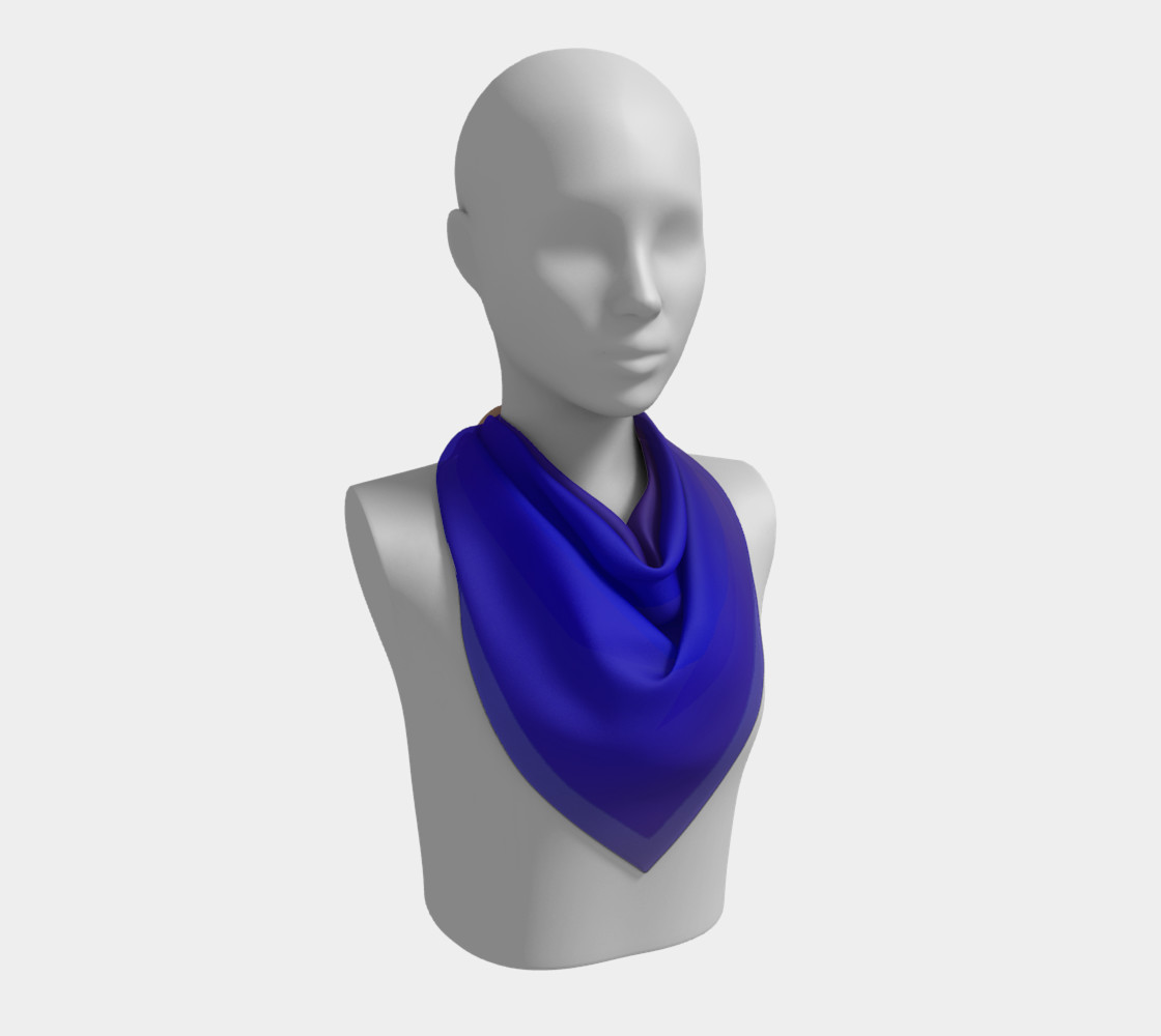 Mind's Eye Square Scarf preview #2