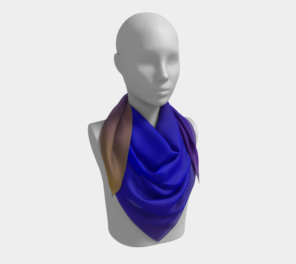 Mind's Eye Square Scarf preview #3