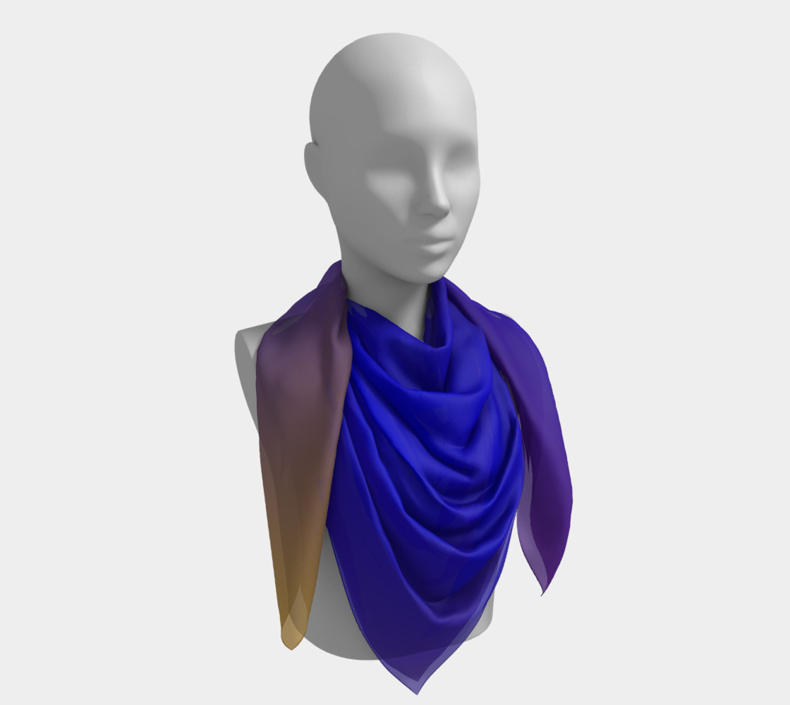 Mind's Eye Square Scarf preview #4