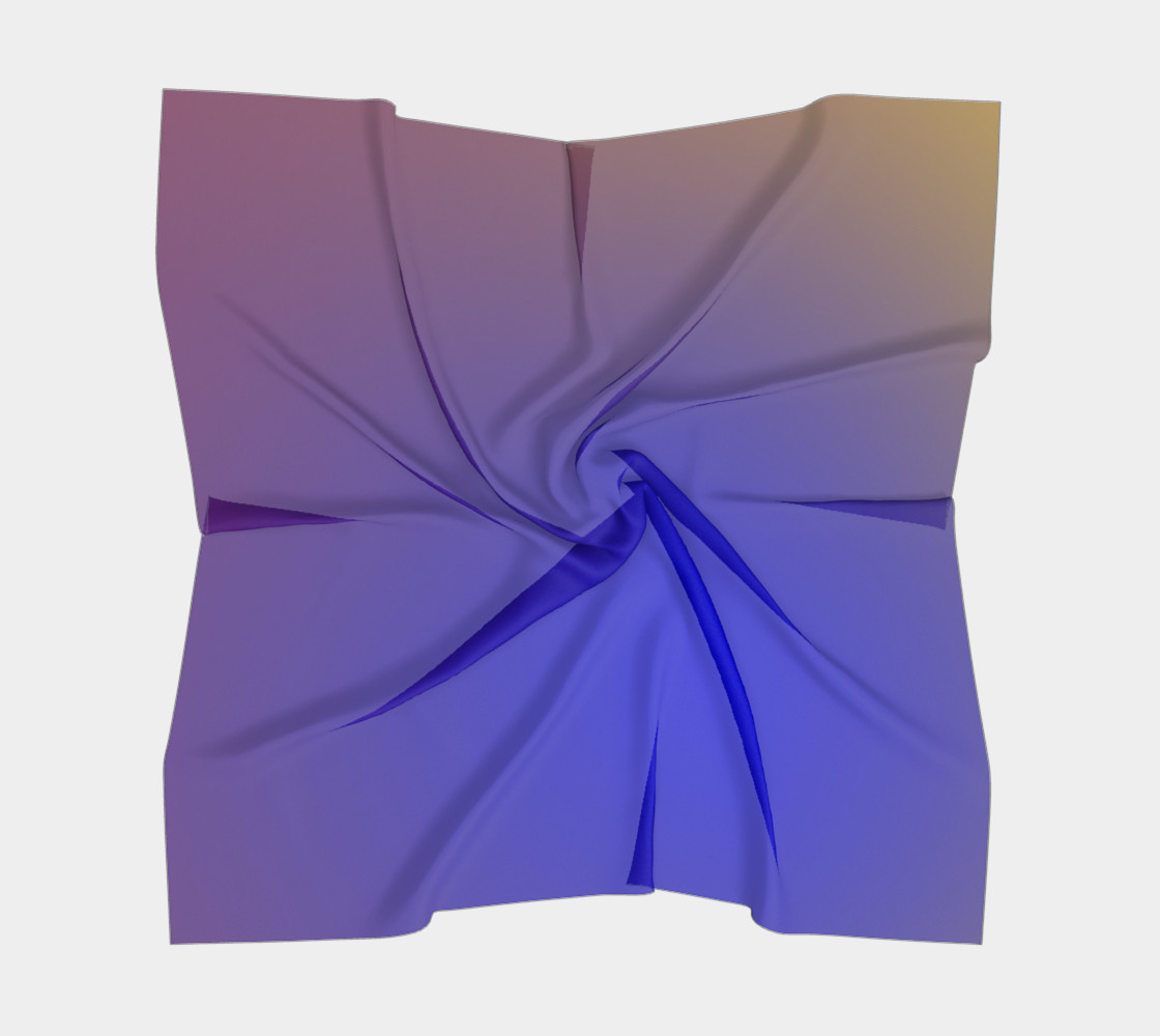 Mind's Eye Square Scarf preview #5