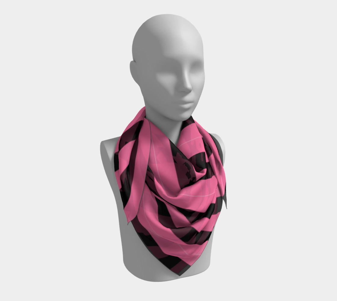 Spunk Square Scarf preview #3