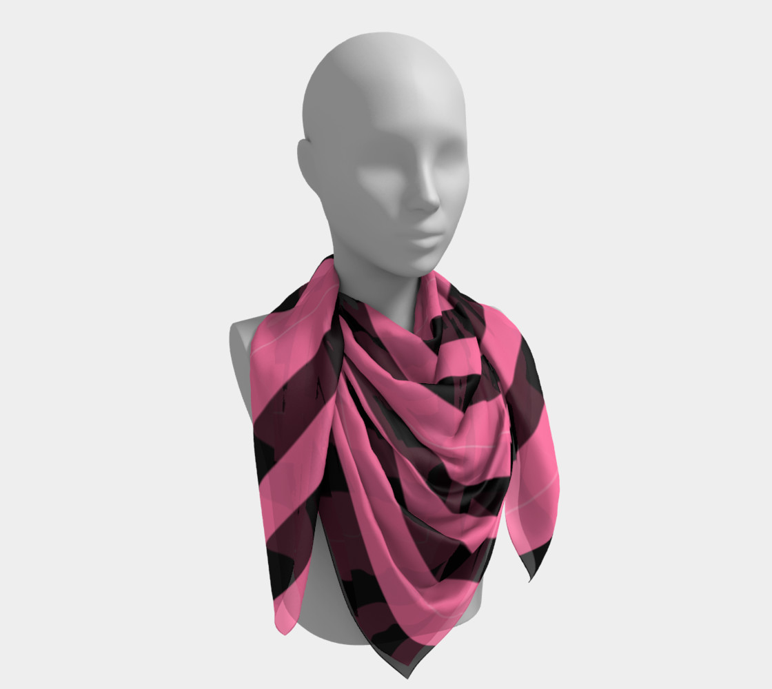 Spunk Square Scarf preview #4