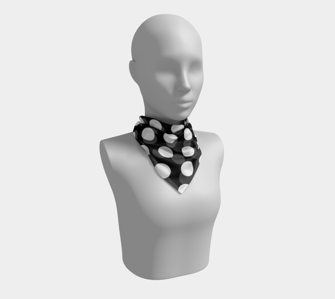 Effervescence Square Scarf preview #1