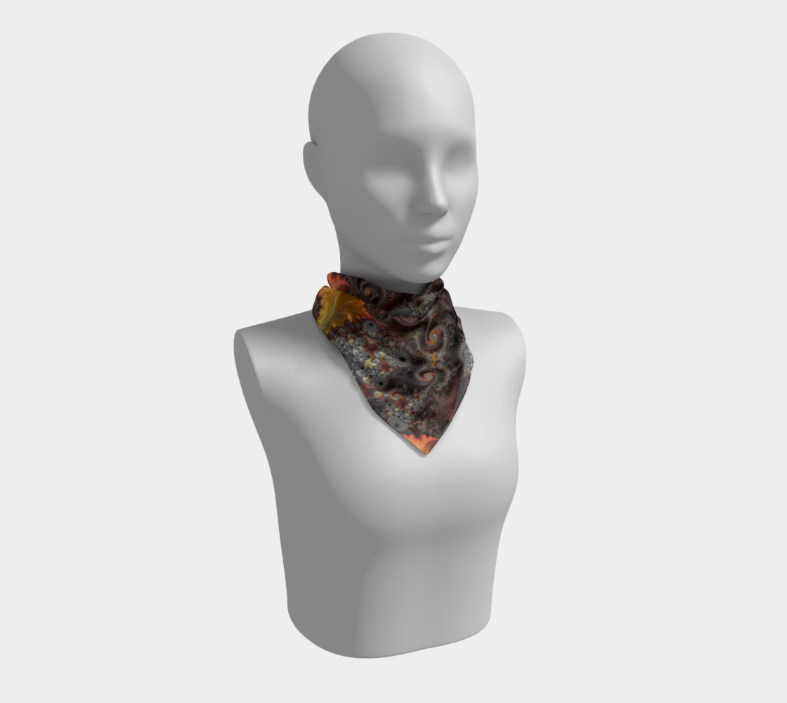 Elegance Square Scarf preview #1