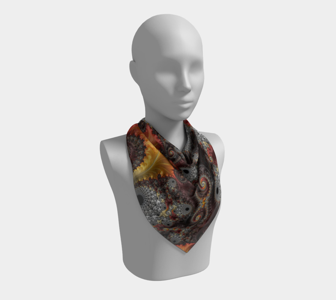 Elegance Square Scarf preview #2